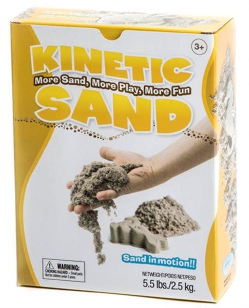 Kinetický písek KINETIC SAND™ 2,5 kg