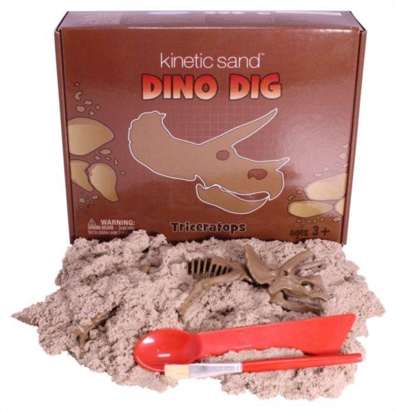 Kinetický písek KINETIC SAND™ Triceratops