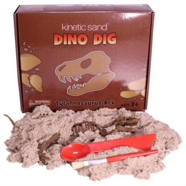 Kinetický písek KINETIC SAND™ Tyranosaurus Rex