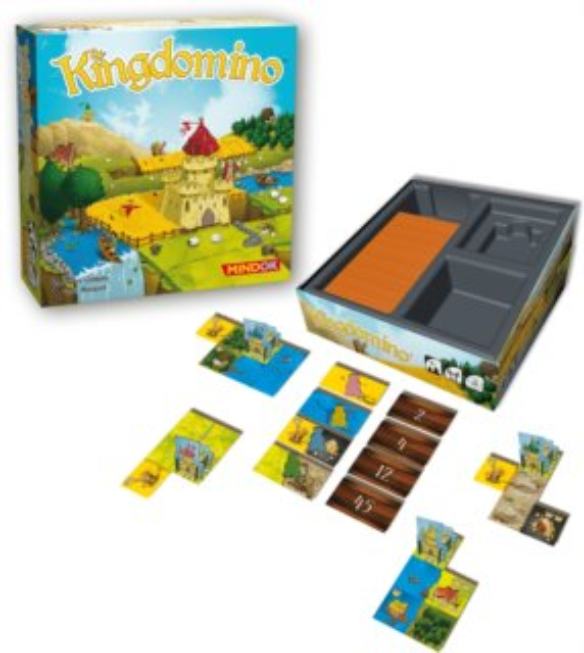 Společenská hra Kingdomino, MINDOK