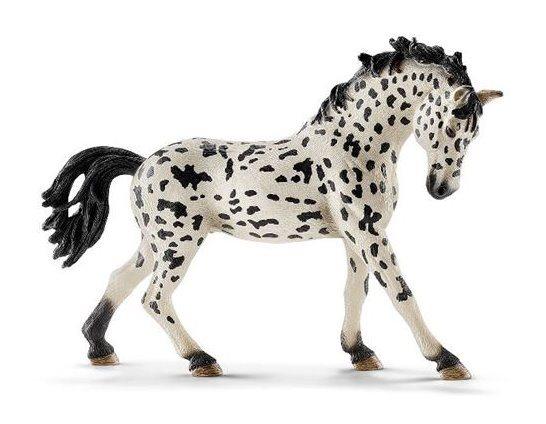 SCHLEICH 13769 Kobyla koně Knabstrupského