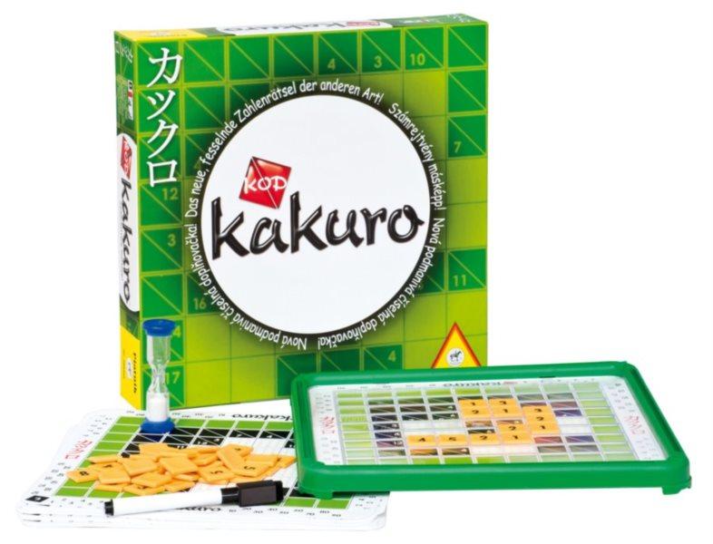 Kód Kakuro PIATNIK 686399