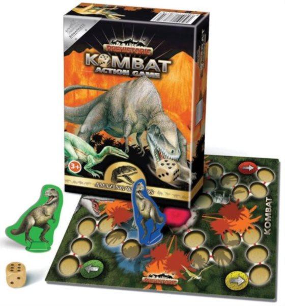 Dětská hra Kombat Prehistoric, BONAPARTE