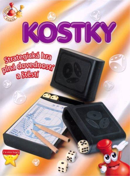 Cestovní hra Kostky
