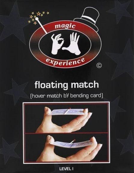 Kouzla Magic Experience - Vznášející se zápalka, ALBI