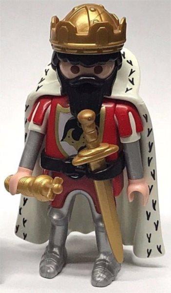 Playmobil 9241 Figurky pro kluky - Král (série 13)
