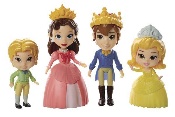 Královská rodina Sofie První