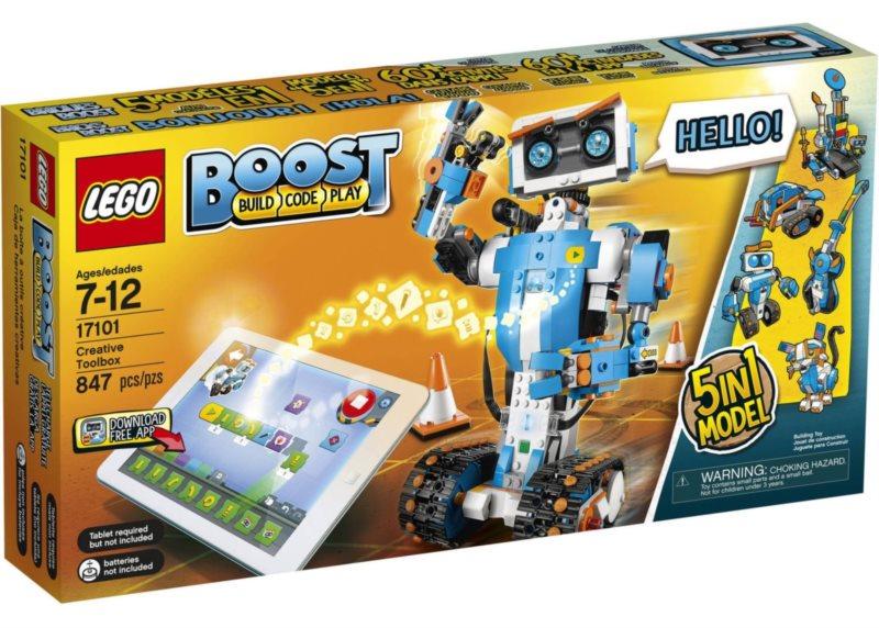 LEGO® BOOST 17101 Kreativní sada