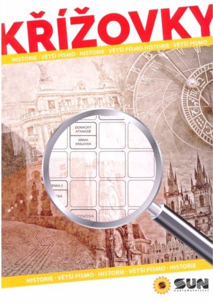 Kniha: Křížovky Historie, Nakladatelství SUN