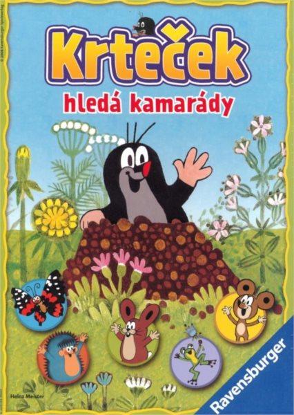 Dětská hra Krteček hledá kamarády, RAVENSBURGER