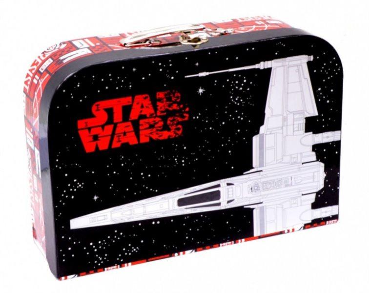 KARTON P+P Kufřík 34cm Star Wars