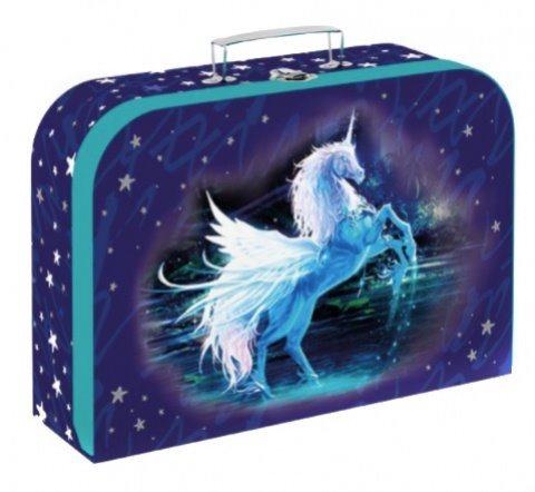 KARTON P+P Kufřík 34cm Unicorn