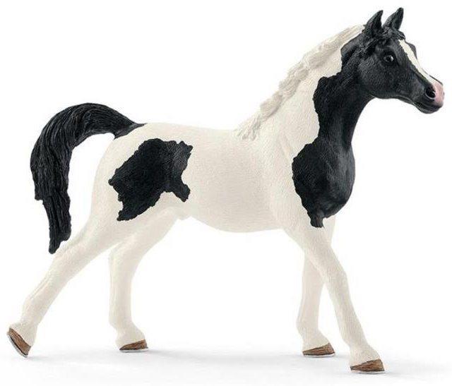 SCHLEICH 13840 Kůň Pinto Arab - hřebec
