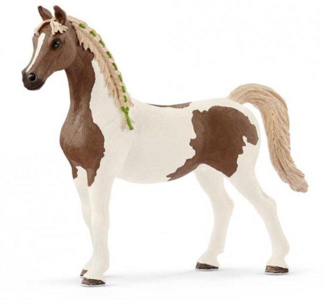 SCHLEICH 13838 Kůň Pinto Arab - klisna