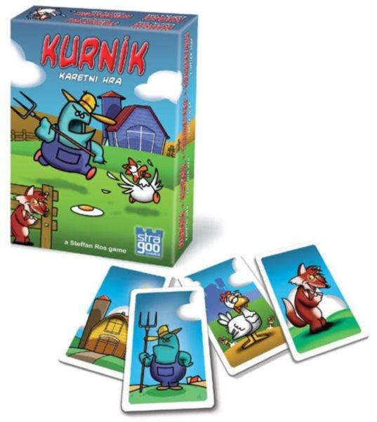 Karetní hra Kurník, BONAPARTE