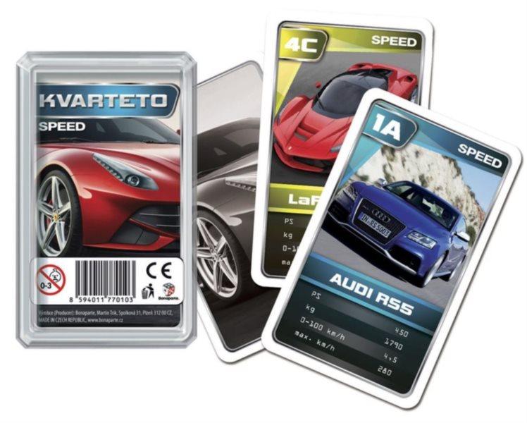 Kvarteto - AUTO Speed