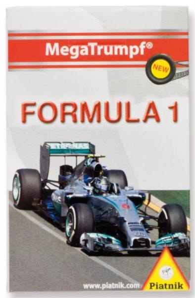 Dětské karty Kvarteto - Formule 1, PIATNIK
