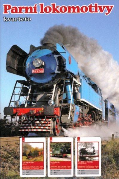 Kvarteto - Parní lokomotivy