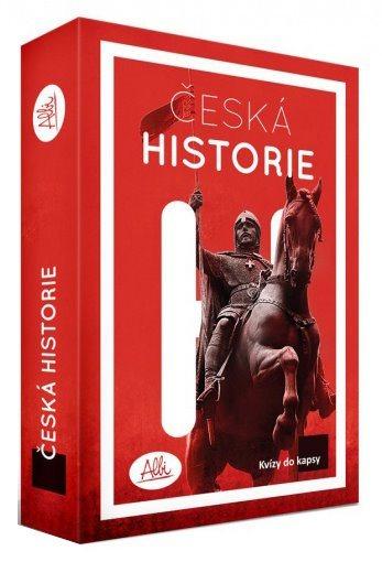 Karetní hra Česká historie, ALBI