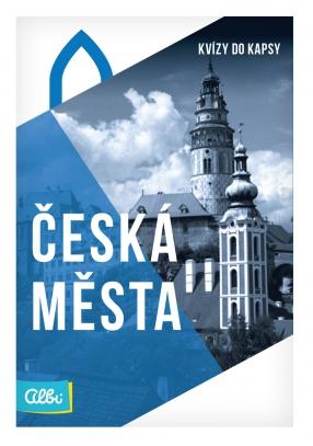 ALBI Kvízy do kapsy: Česká města