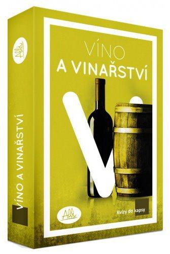 Karetní hra Víno a vinařství, ALBI