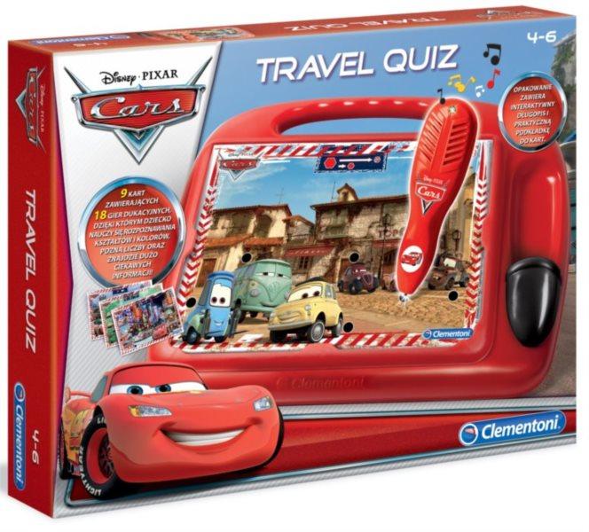 Interaktivní hra pro děti - Kvízy na cesty Auta