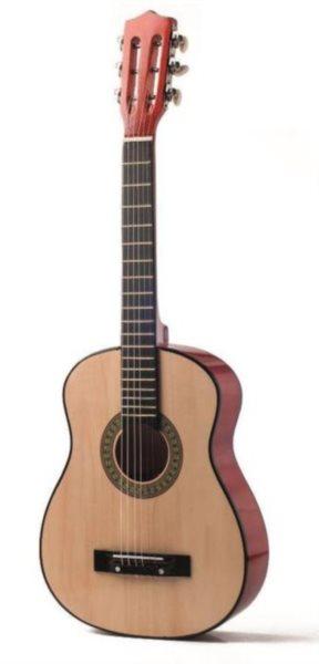 WOODY Kytara klasik - velká 80cm