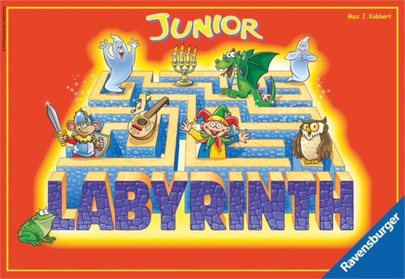 Dětská hra Labyrint Junior, RAVENSBURGER