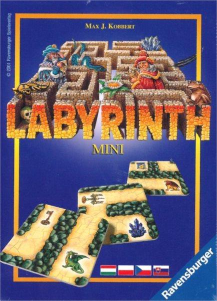 Společenská hra Labyrint mini, RAVENSBURGER