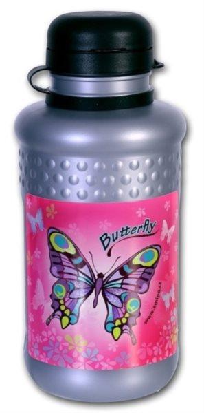 EMIPO Láhev na pití Butterfly 500 ml