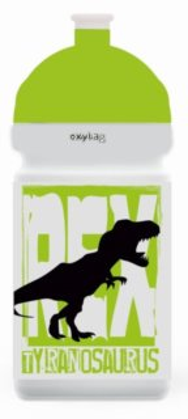 OXYBAG Láhev na pití T-Rex 500 ml