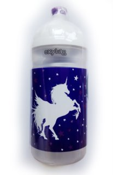 OXYBAG Láhev na pití Unicorn 500 ml