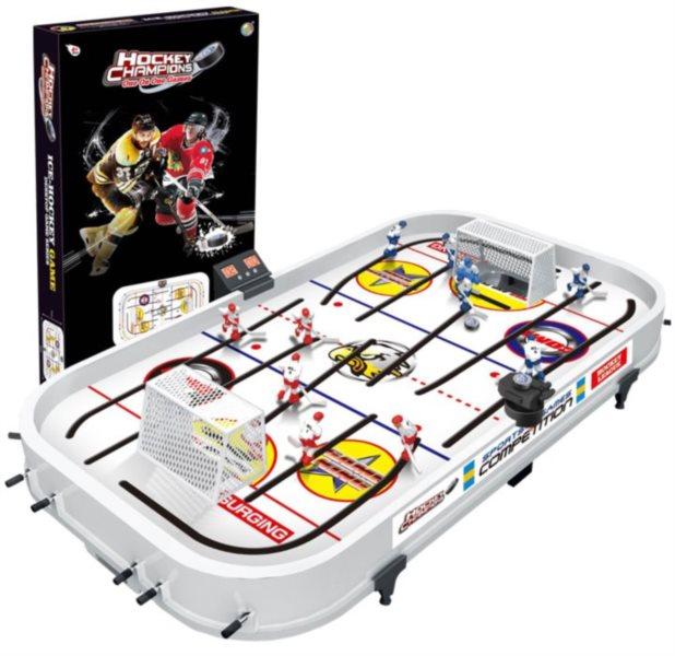 poškozený obal: Lední hokej, STUDO,TOP GAMES