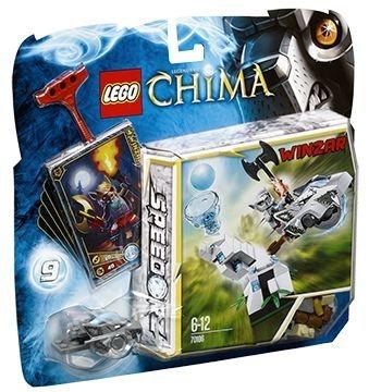 Stavebnice LEGO® Chima 70106 Ledová věž