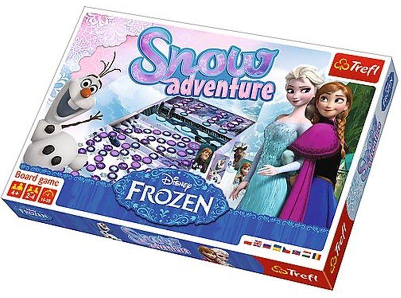 TREFL Hra Ledové království: Ledové dobrodružství