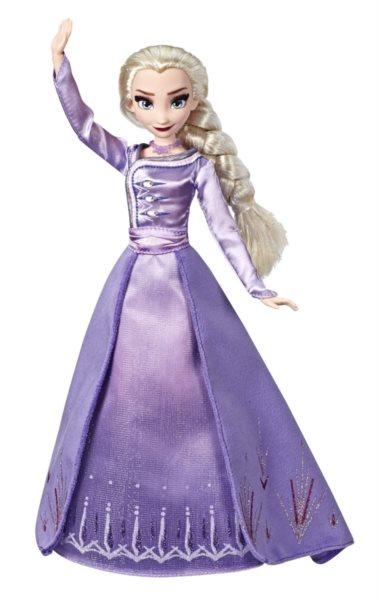 HASBRO Ledové království 2 Panenka Elsa Deluxe