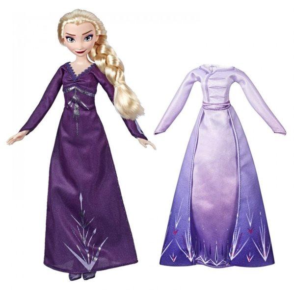 HASBRO Ledové království 2 Panenka Stylová Elsa