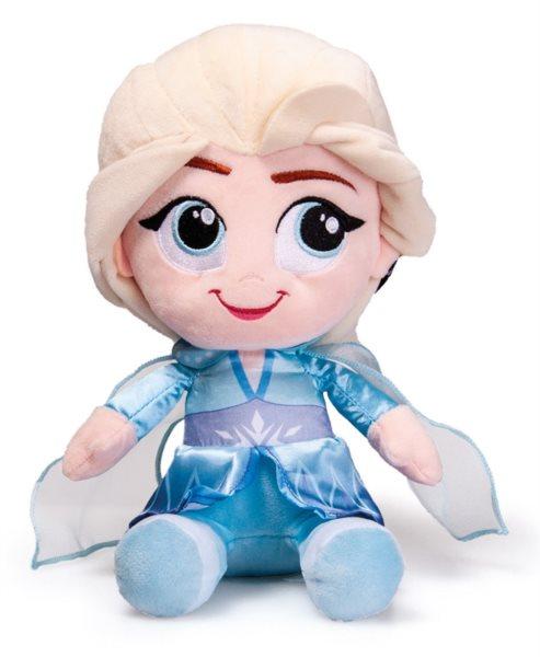 DINO Ledové království 2: Plyšová Elsa 20 cm