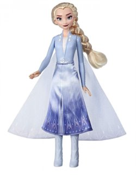 HASBRO Ledové království 2 Svítící Elsa