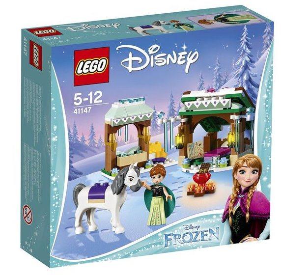 Stavebnice LEGO® Disney 41147 Ledové království: Anna a její sněžné dobrodružství