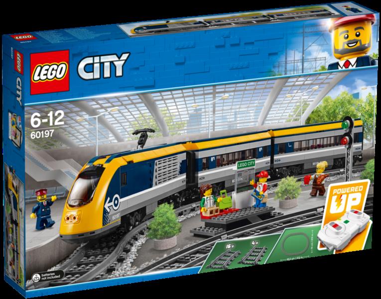 LEGO® City 60197 Osobní vlak