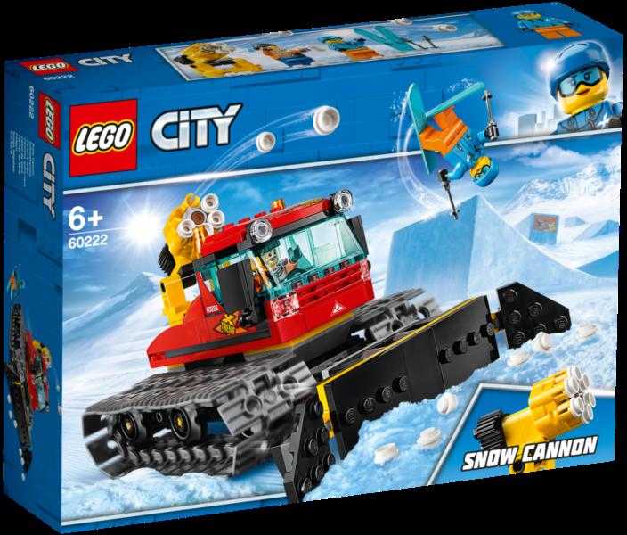 LEGO® City 60222 Rolba
