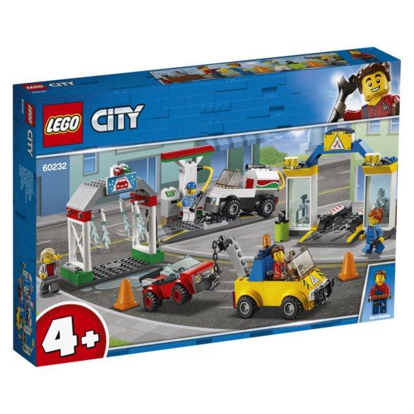 LEGO® City 60232 Autoservis