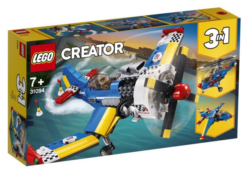 LEGO® Creator 31094 Závodní letadlo