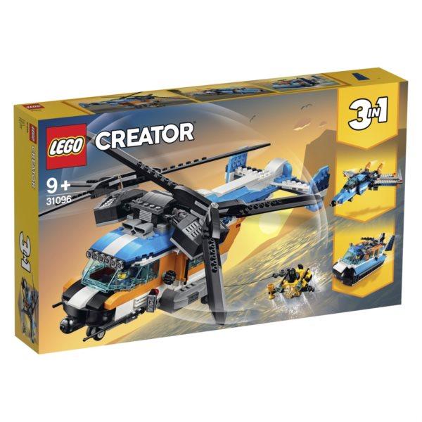 LEGO® Creator 31096 Helikoptéra se dvěma rotory