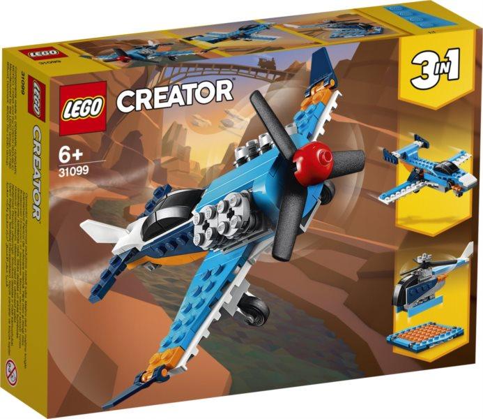 LEGO® Creator 31099 Vrtulové letadlo