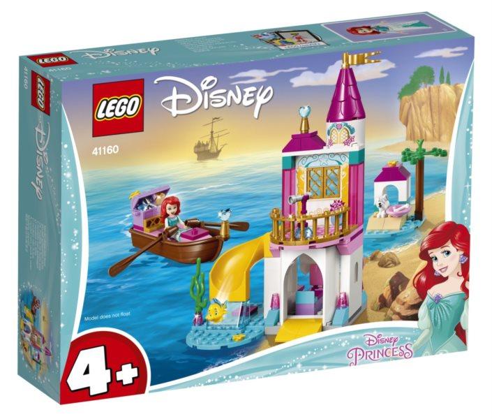 LEGO® Disney™ 41160 Ariel a její hrad u moře