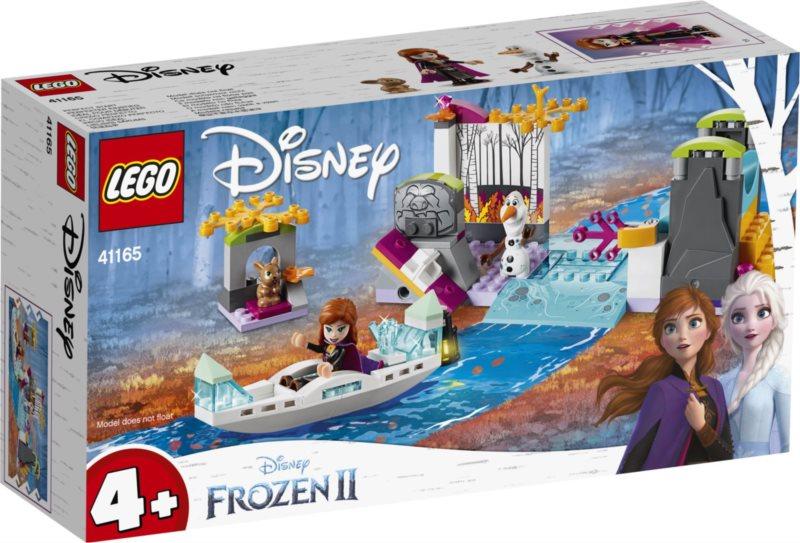 LEGO® Disney™ 41165 Anna a výprava na kánoi