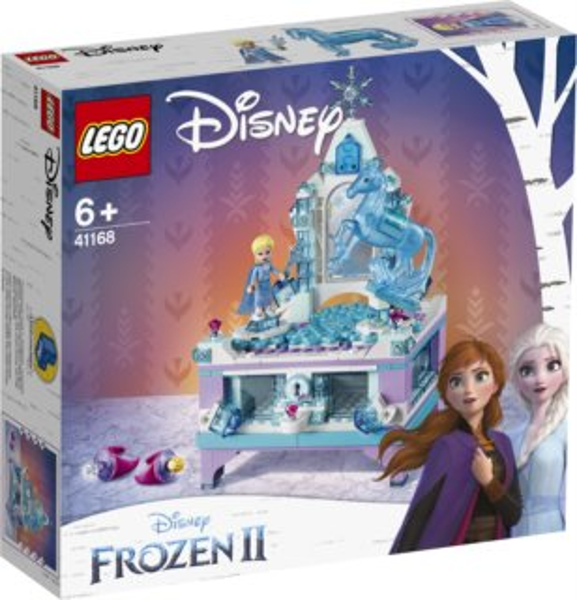 LEGO® Disney™ 41168 Elsina kouzelná šperkovnice