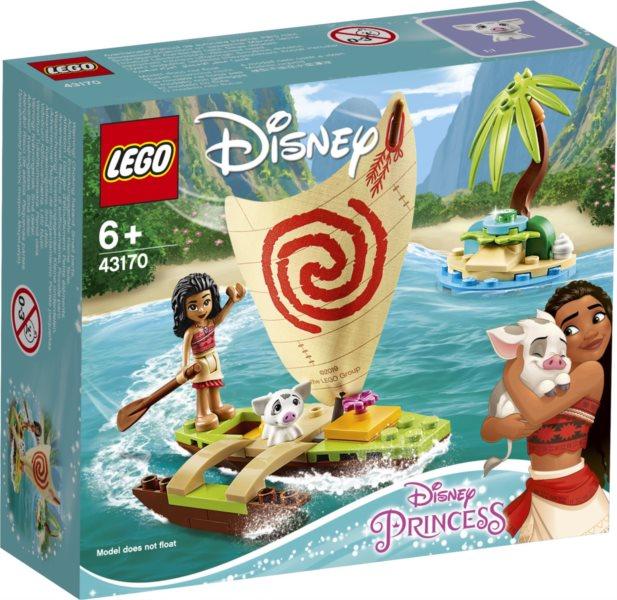 LEGO® Disney™ 43170 Vaianino oceánské dobrodružství